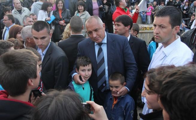 Борисов: Има паралелно МВР, зад което стои Станишев