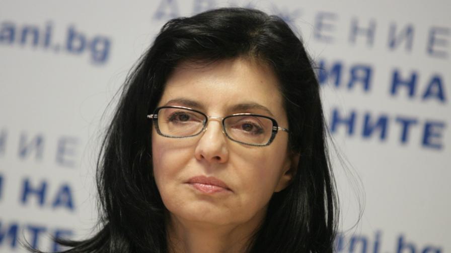 М. Кунева: Искаме да върнем Европа в България и България в Европа