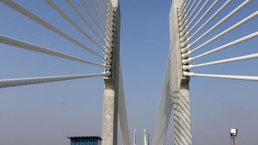 Откриват Дунав мост 2 на 15 юни