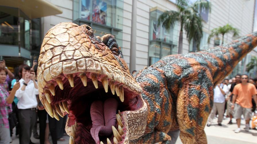 Откриха останки от неизвестен вид месояден динозавър