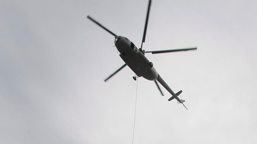 Руски хеликоптер с девет души на борда се разби в Сибир