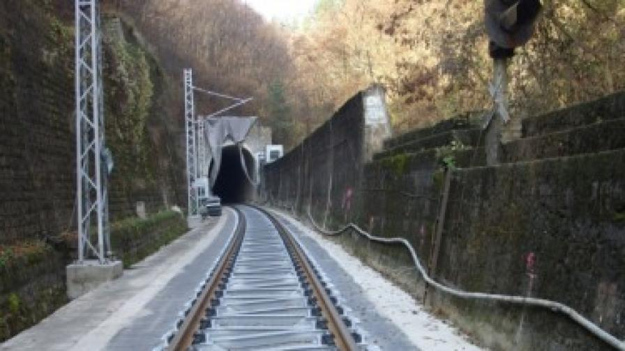 Откриха жп отсечката от Свиленград до турската граница