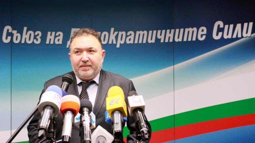 И Кабаиванов подава оставка като лидер на СДС