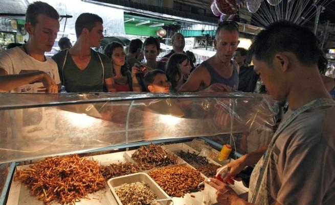 ООН: Хубаво е да се ядат повече насекоми