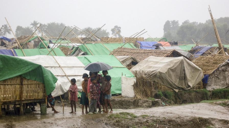 Циклон заплашва над 8 млн. души в Югоизточна Азия