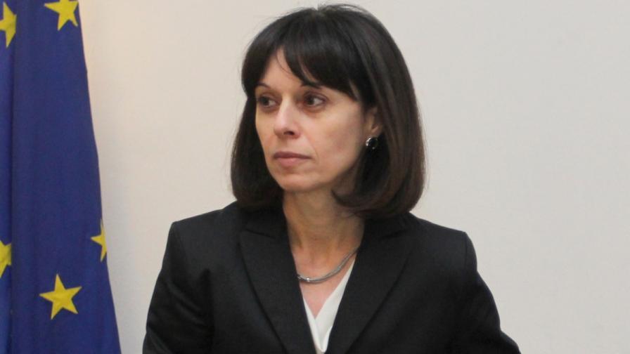 Красимира Медарова се отказа да е министър на изборите