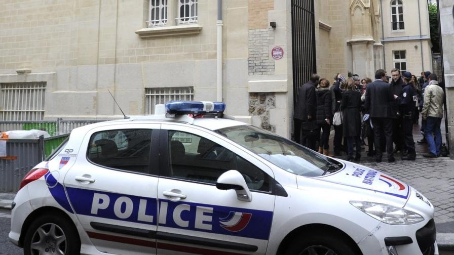 17-годишен французин плаши с масово убийство