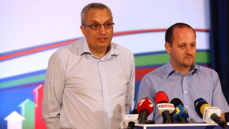 Радан Кънев е номиниран за председател на ДСБ