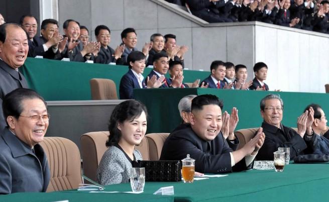Северна Корея отново изстреля ракети с малък обсег