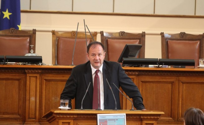 Михаил Миков е председател на 42-то Народно събрание