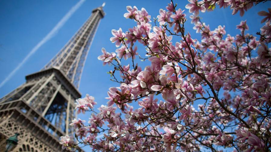 Париж е любимата туристическа дестинация за 2013 г.