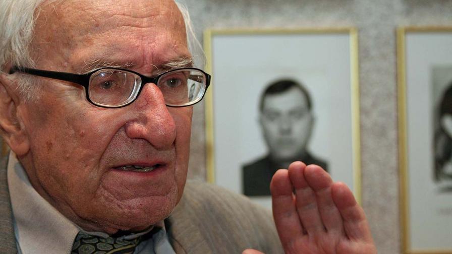 Почина археологът проф. Димитър Овчаров