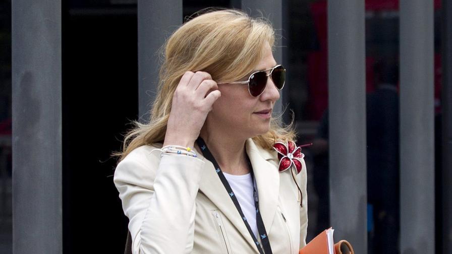 Разследват испанската принцеса Кристина за данъчна измама