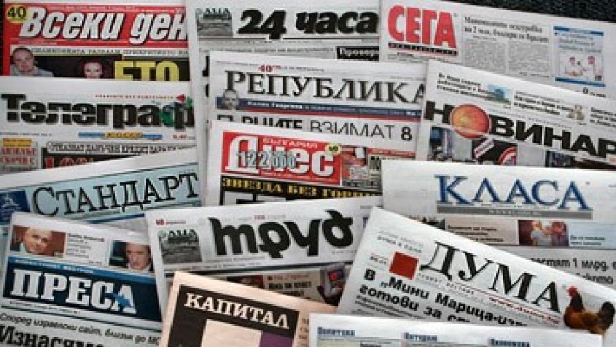 """""""Стандарт"""": Търсят вице за Орешарски в """"Дойче банк"""""""
