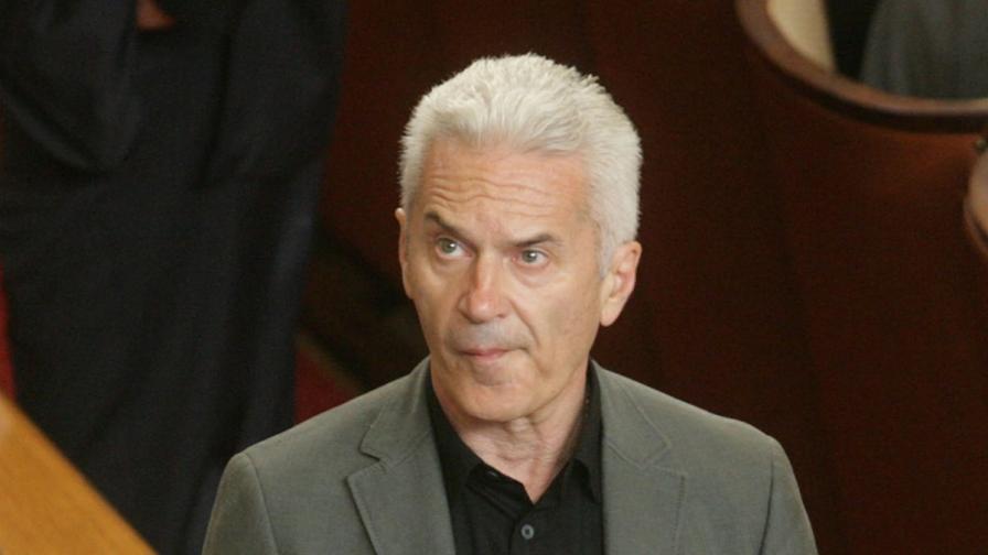 Волен Сидеров в Народното събрание