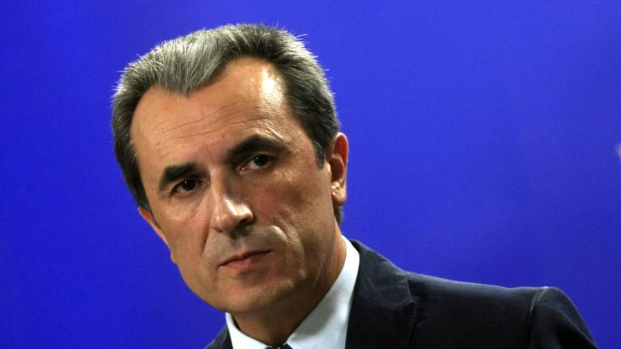 Министър-председателят Пламен Орешарски