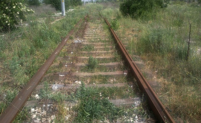 Дерайлирали вагони спряха движението между гарите Пловдив и Стамболийски