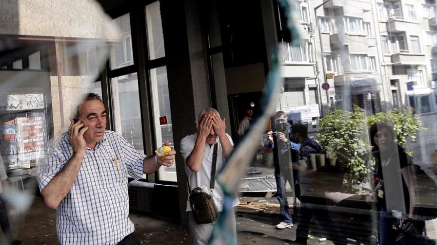 Втори ден сблъсъци в Истанбул