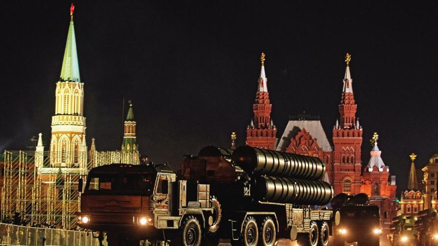 Русия може да не достави на Сирия обещаните ракети С-300