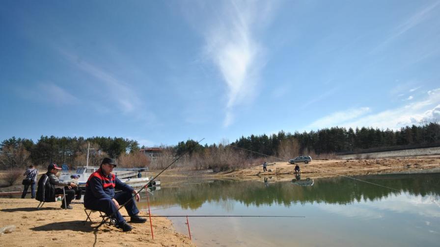 Открит е риболовният сезон