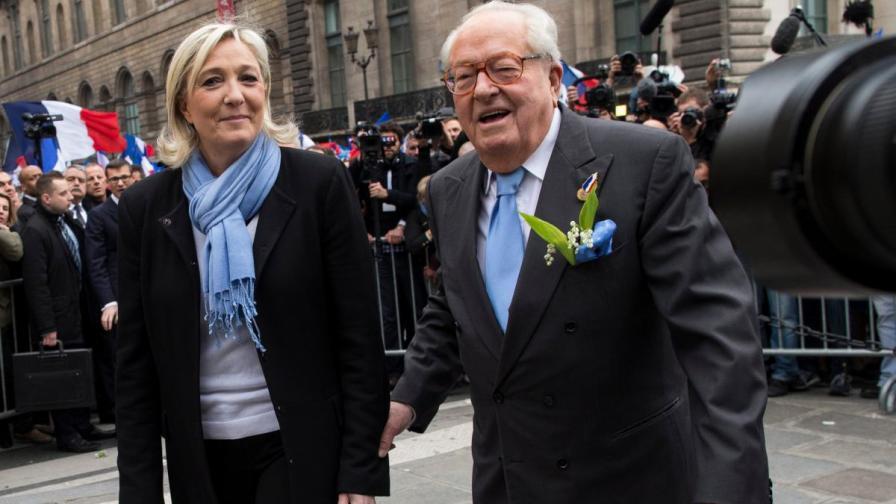 Искат имунитета на Марин Льо Пен в Европарламента