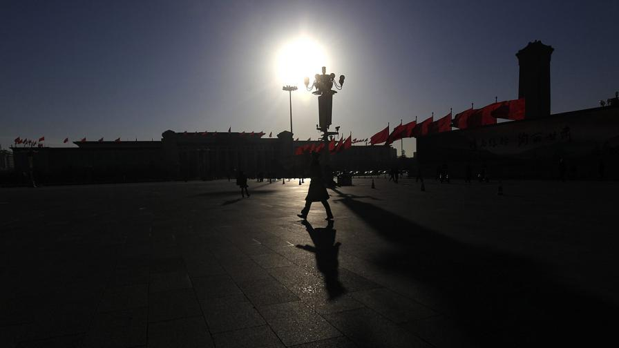 "Площад ""Тянанмън"""