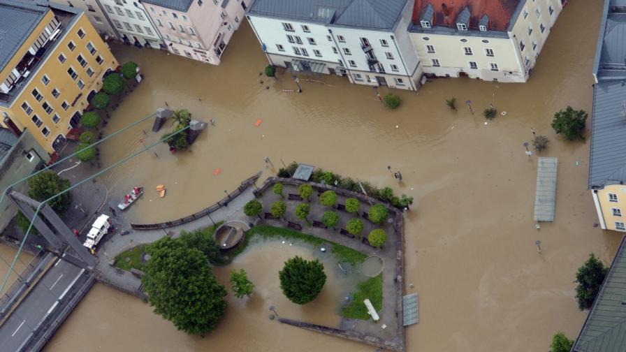 Няма опасност от наводнения в българския участък на река Дунав