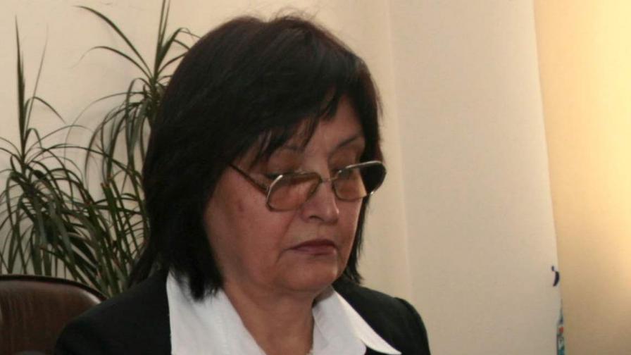 Гинка Драганинска става шеф на Финансовата инспекция