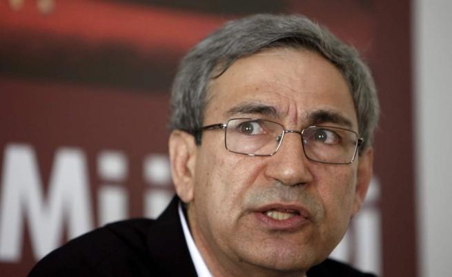 Орхан Памук осъди поведението на властите в Анкара