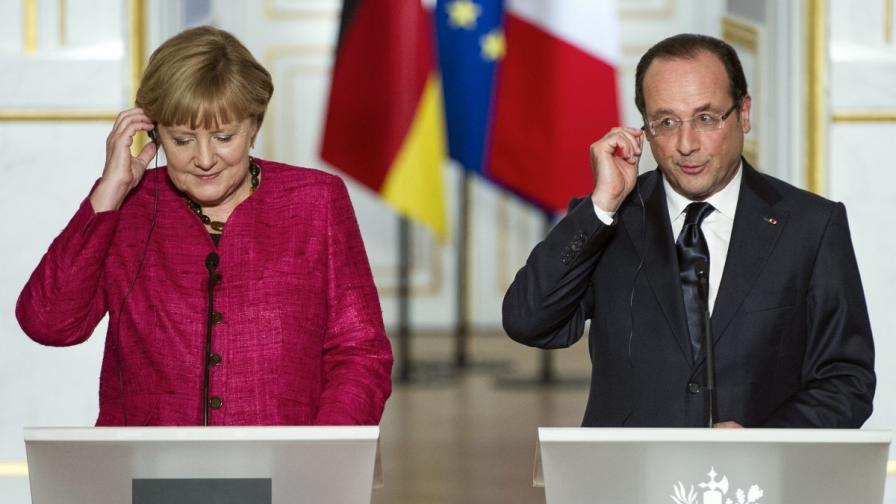 2/3 от французите смятат, че ЕС върви в неправилна посока