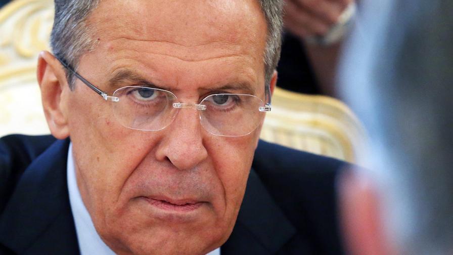 Лавров: Не използвайте въпроса за химическите оръжия като претекст за военна намеса в Сирия