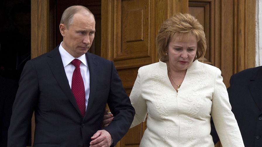 Кой е мъжът, изместил Путин в сърцето на Людмила