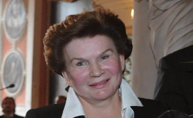 Валентина Терешкова иска да лети до Марс