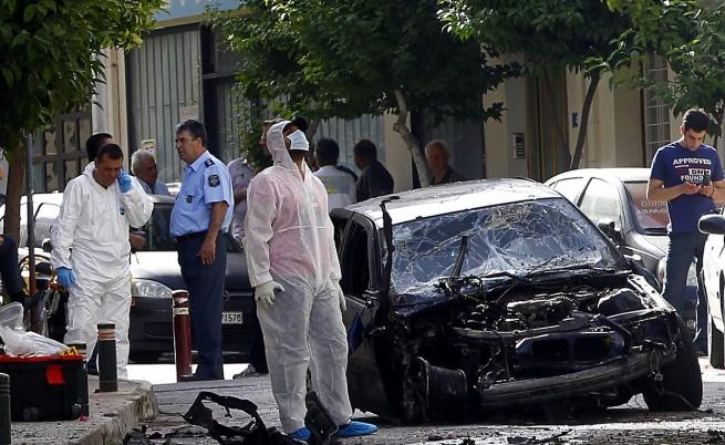 Взривиха колата на шефа на затвора в Атина