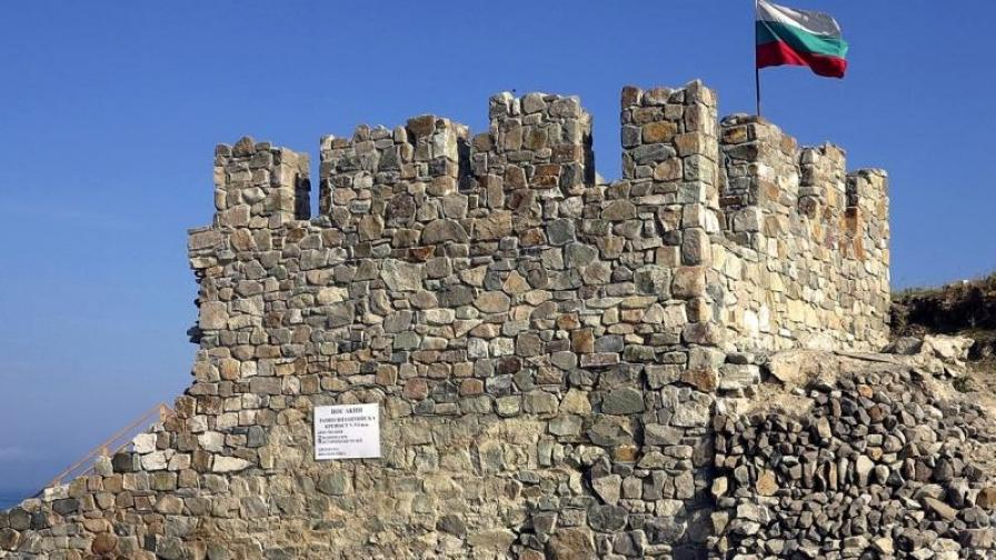 Селището край Акра - от времето на Троянската война