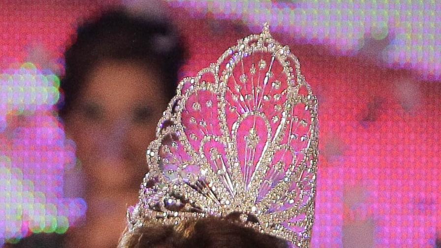 Момиче без ръка от Айова спечели конкурс за красота