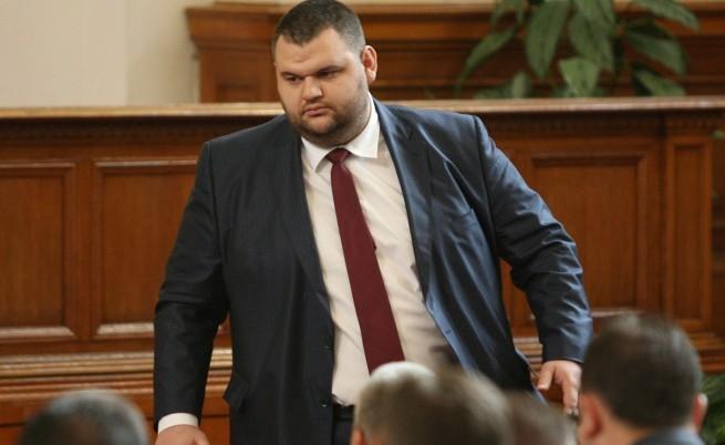 Избраха Делян Пеевски за шеф на ДАНС