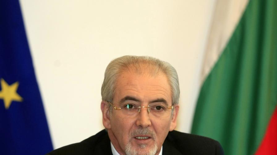 ДПС внесе проекторешение за отмяна на избора на Пеевски за шеф на ДАНС
