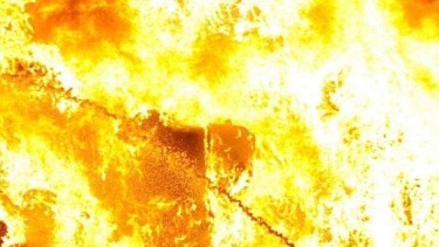 Възрастна жена загина при пожар във Варна