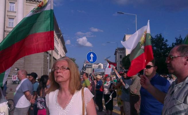 11-и ден протести срещу кабинета
