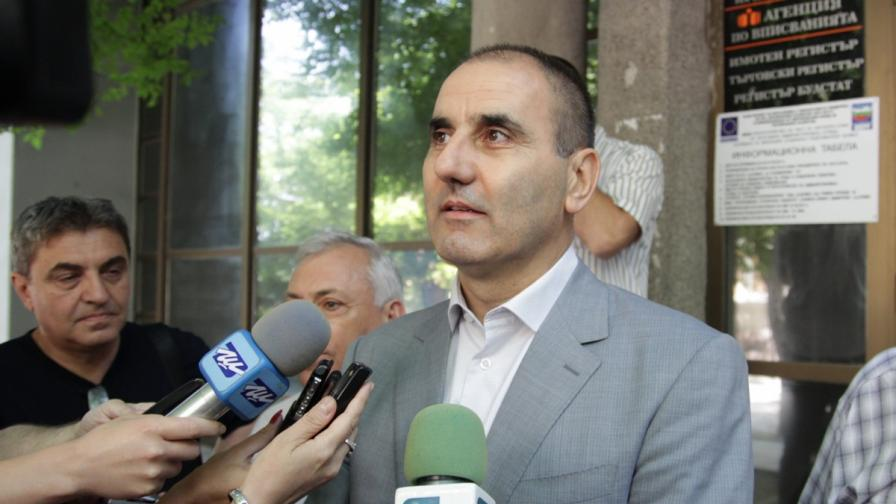 Цветанов: Не знам за настроения срещу мен в ГЕРБ