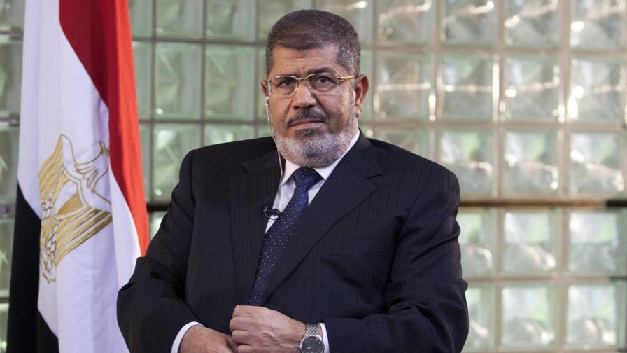 Морси: Политическата поляризация може да тласне Египет към хаоса