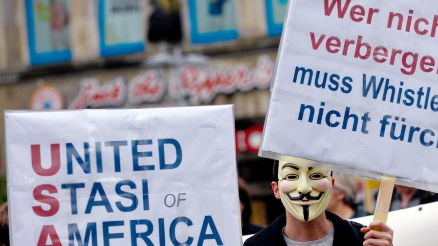 """""""Шпигел"""": САЩ са шпионирали и ЕС!"""