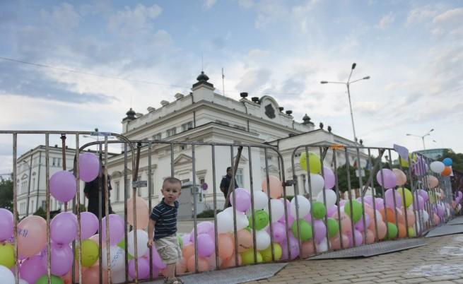 В социалните мрежи за речта на Плевнелиев: Победа за протеста