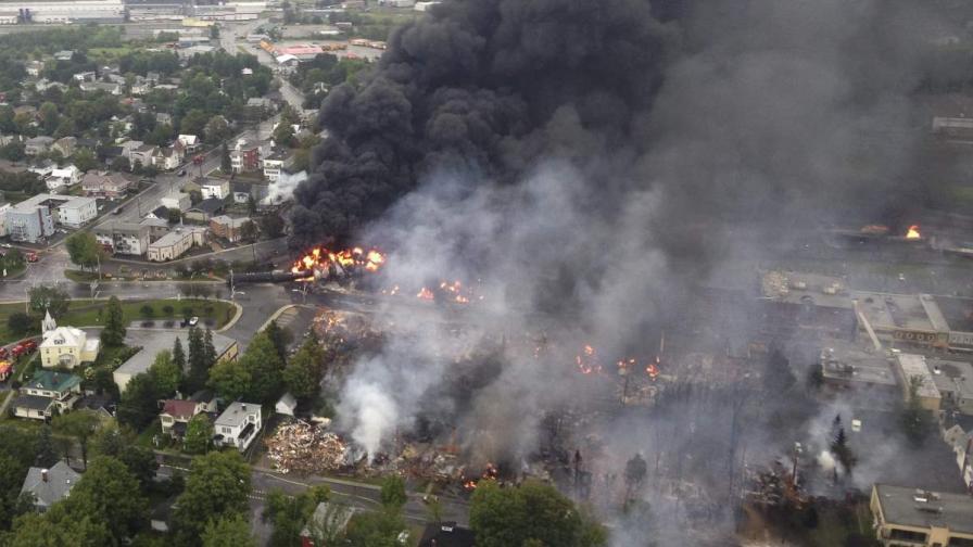 5 жертви и 40 души в неизвестност след трагедията в Квебек