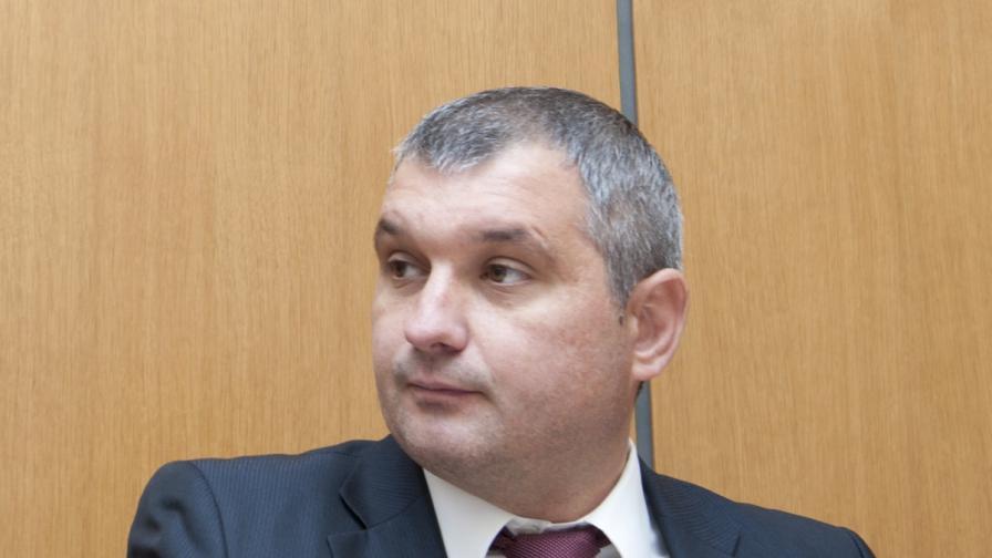 Председателят на Столичния общински съвет Елен Герджиков