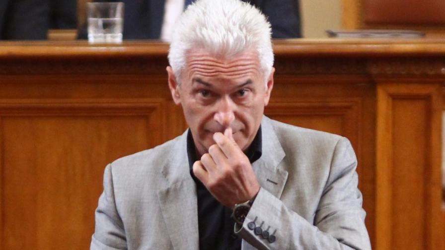 В. Сидеров: Готов съм, влизам в ареста като Нелсън Мандела