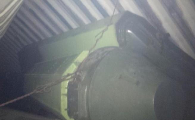 Хванаха севернокорейски кораб с части за ракети от Куба