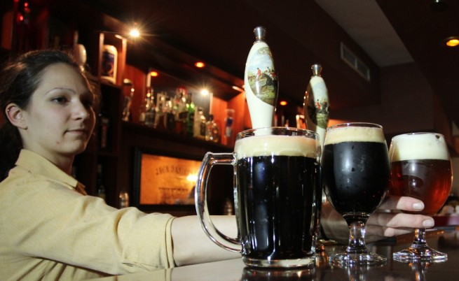 Нека има бира на работа... За сплотяване на колектива