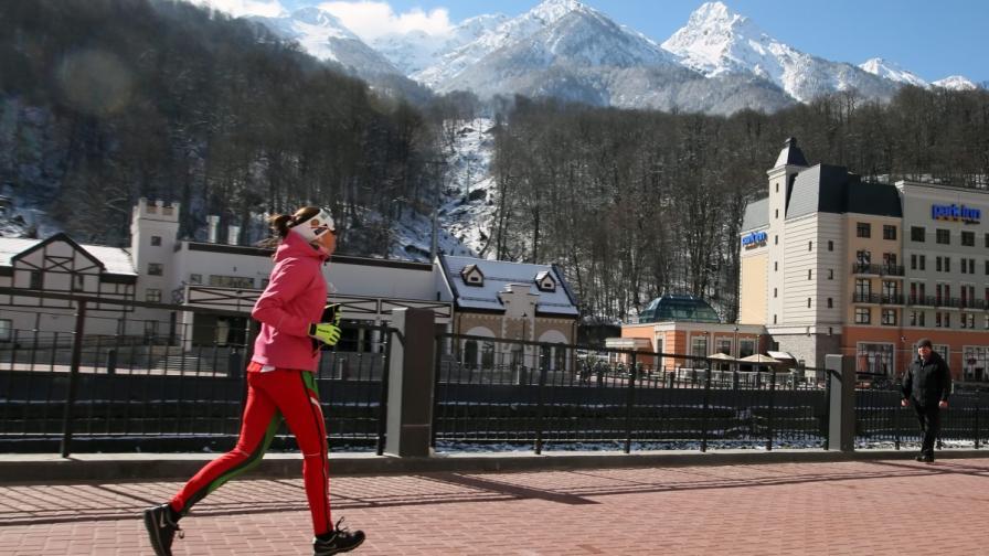 Героиня - болна от множествена склероза участва в 366 маратона за година